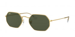Ray-Ban RB 3556  919631  GOLD LEGEND green