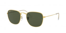 Ray-Ban RB 3857 FRANK 919631  LEGEND GOLD green