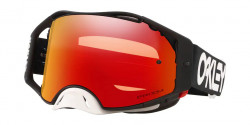 Gogle Oakley OO 7046 AIRBRAKE MX 704693  FACTORY PILOT BLACK prizm mx torch