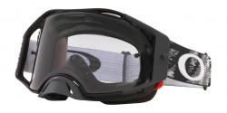 Gogle Oakley OO 7046 AIRBRAKE MX 7046A0  MATTE BLACK prizm low light