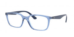 Ray-Ban RB 7176  5941  TRANSPARENT BLUE