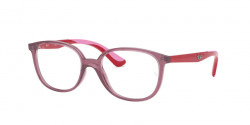 Ray-Ban Junior RY 1598  3777  TRANSPARENT RED