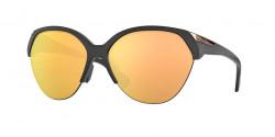 Oakley OO 9447 TRAILING POINT 944703  MATTE BLACK prizm rose gold polarized
