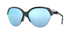 Oakley OO 9447 TRAILING POINT 944706  POLISHED BLACK prizm deep h2o polarized