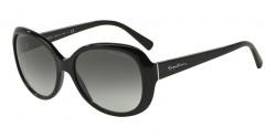 Giorgio Armani AR 8047 501711   BLACK grey gradient