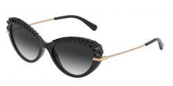 Dolce&Gabbana DG 6133  501/8G  BLACK  grey gradient