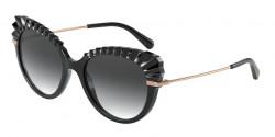 Dolce&Gabbana DG 6135  501/8G  BLACK grey gradient