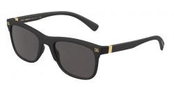 Dolce&Gabbana DG 6139  252587  MATTE BLACK grey