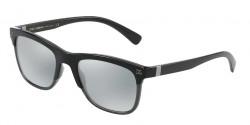 Dolce&Gabbana DG 6139  32756G  TOP BLACK ON GREY light grey mirror black