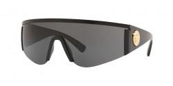 Versace VE 2197 126187  MATTE BLACK grey