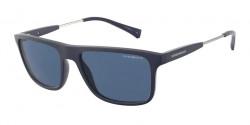 Emporio Armani EA 4151  575480 MATTE BLUE  dark blue