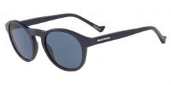 Emporio Armani EA 4138   583780  MATTE BLUE dark blue