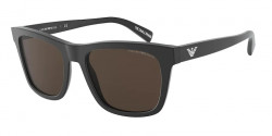 Emporio Armani EA 4142  504273  MATTE BLACK  brown
