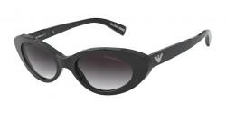 Emporio Armani EA 4143  50018G  BLACK grey gradient