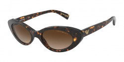 Emporio Armani EA 4143  508913  DARK HAVANA brown gradient