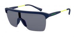 Emporio Armani EA 4146  575487  MATTE BLUE dark grey