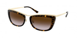 Michael Kors MK 1064 ZARIA  101413  LIGHT GOLD brown gradient
