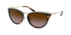 Michael Kors MK 1065 AZUR  101413  LIGHT GOLD brown gradient