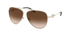 Michael Kors MK 1066 B SALINA 100113  LIGHT GOLD smoke gradient