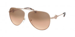 Michael Kors MK 1066 B SALINA 11088Z  ROSE GOLD brown mirror silver gradient