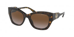 Michael Kors MK 2119 PALERMO 300613  DARK TORTOISE brown gradient