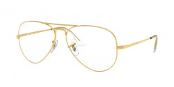 Ray-Ban RB 6489 AVIATOR 3086  LEGEND GOLD