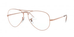 Ray-Ban RB 6489 AVIATOR 3094  SHINY ROSE GOLD