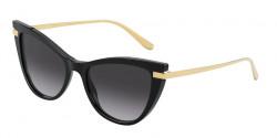 Dolce&Gabbana DG 4381  501/8G  BLACK grey gradient