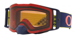Gogle Oakley OO 7087 FRONT LINE MX 708742  HERITAGE B1B RED YELLOW prizm mx bronze