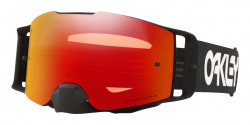 Gogle Oakley OO 7087 FRONT LINE MX 708749  FACTORY PILOT BLACK prizm mx torch