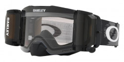 Gogle Oakley OO 7087 FRONT LINE MX 708753  MATTE BLACK prizm low light