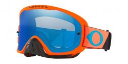 Oakley OO 7115 O FRAME 2.0 PRO MX 711522  HERITAGE B1B ORANGE BLACK  black ice iridium