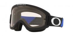 Oakley OO 7116 O FRAME 2.0 PRO XS MX  711601  HERITAGE B1B BLUE BLACK clear
