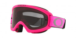 Oakley OO 7116 O FRAME 2.0 PRO XS MX  711605  TUFF BLOCKS PINK GUNMETAL dark grey