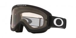 Oakley OO 7116 O FRAME 2.0 PRO XS MX  711609  MATTE BLACK clear