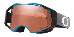 Gogle Oakley OO 7107 AIRBRAKE MTB 710706  MINNAAR SIG DISTRESS BLUE prizm mx black iridium