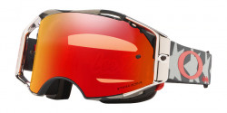 Gogle Oakley OO 7107 AIRBRAKE MTB 710708  TLD STEALTH PATRIOT prizm trail torch iridium