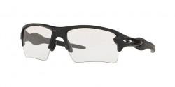 Oakley OO 9188 FLAK 2.0 XL 918898  MATTE BLACK clear