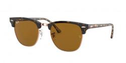 Ray-Ban RB 3016 CLUBMASTER  130933  SHINY HAVANA  brown