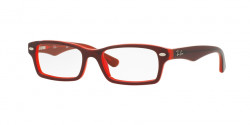 Ray-Ban Junior RY 1530 3664  TOP RED ON RED FLUO