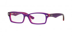 Ray-Ban Junior RY 1530 3666  TOP VIOLET ON FUXIA FLUO