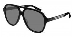 Gucci GG 0688 S  001 BLACK grey