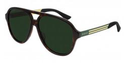 Gucci GG 0688 S  003 HAVANA green