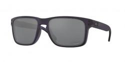 Oakley OO 9102 HOLBROOK  9102O4  TRANSLUCENT PURPLE SHADOW CAMO  prizm black