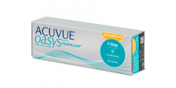Acuvue Oasys 1-Day with HydraLuxe for Astigmatism 30 szt