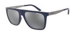 Arnette AN 4261 CHAPINERO 25206G  MATTE BLUE grey mirror black