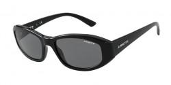 Arnette AN 4266 LIZARD 41/87  SHINY BLACK dark grey
