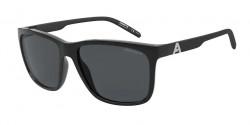 Arnette AN 4272 ADIOS BABY! 270181  SHINY BLACK  polar dark grey