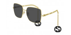 Gucci GG 0724 S  001 GOLD grey