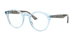 Ray-Ban RB 2180 V 8082  LIGHT BLUE